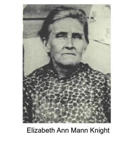 Elizabeth Ann Mann Knight