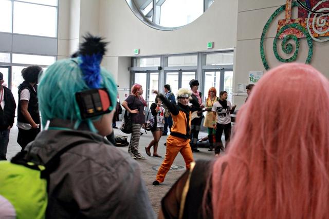 web Dance  Sac Anime Winter Con 2013 Saturday