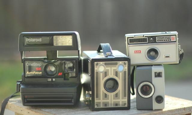 Cameras web