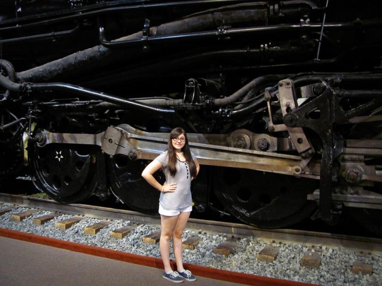 AnaMarie Train Museum 31