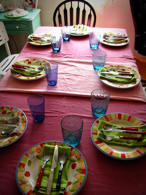 Easter 2013 Table web