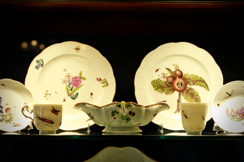 Meissen China 18th Century